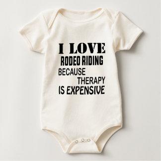 Body J'aime l'équitation de rodéo puisque la thérapie