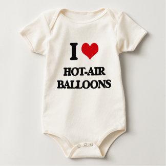 Body J'aime les montgolfières