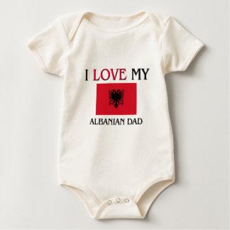 Body J'aime mon papa albanais