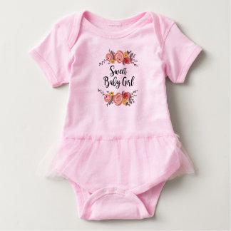 Body Jardin floral de bébé doux