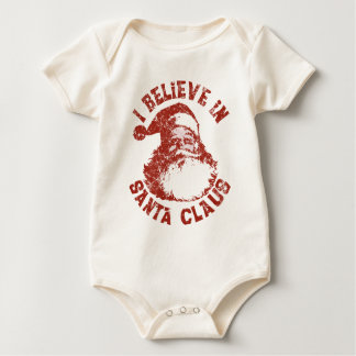 Body Je crois à la chemise du père noël