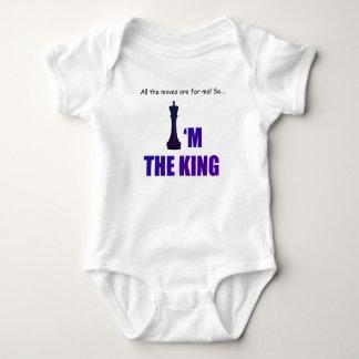 Body Je suis la combinaison du Roi Baby Jersey