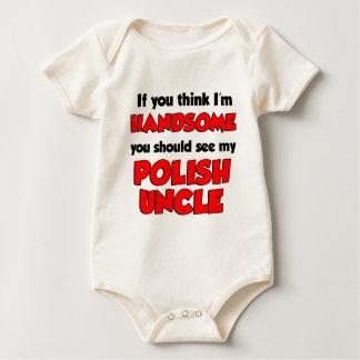 Body Je suis oncle polonais bel