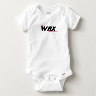 Body Je vois un WRX dans mon avenir