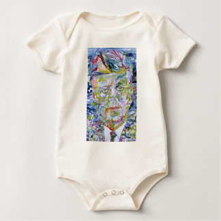 Body John Fitzgerald Kennedy - aquarelle portrait.1