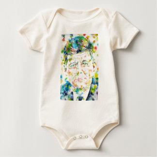 Body John Fitzgerald Kennedy - aquarelle portrait.3