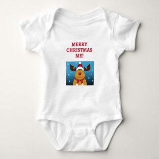 Body Joyeux Noël je ! bébé