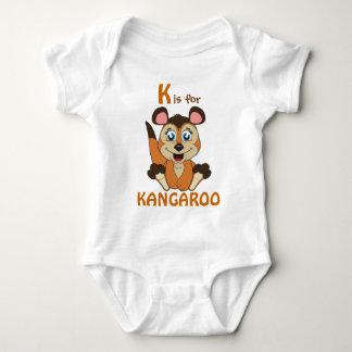 """Body """"K est chemise de Childs pour KANGOUROU"""""""