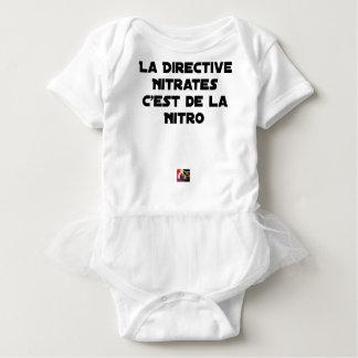 Body La Directive Nitrates, c'est de la Nitro - Jeux de