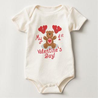 Body La ?ère Saint-Valentin du bébé