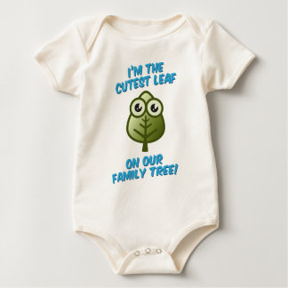 Body La feuille la plus mignonne sur l'arbre