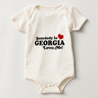 Body La Géorgie