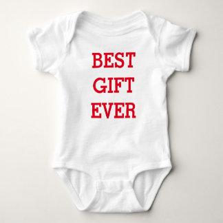 Body La meilleure combinaison du Jersey de bébé de
