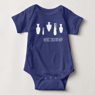 Body La meilleure combinaison toujours grecque de bébé