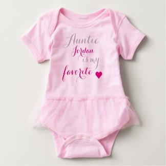 Body La tante préférée du bébé