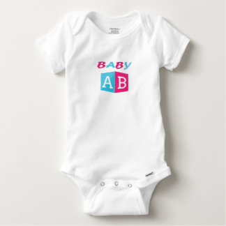 Body Le bébé ABC bloquent