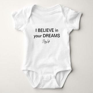Body Le bébé I croient en vos rêves