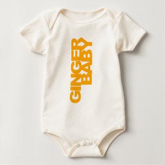 Body Le bébé original de gingembre