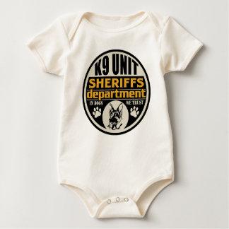 Body Le département de shérif de l'unité K9