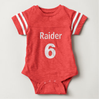 Body Le football Jersey Onsie