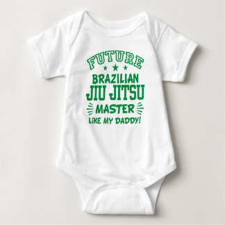 Body Le futur maître de Jiu Jitsu de Brésilien aiment