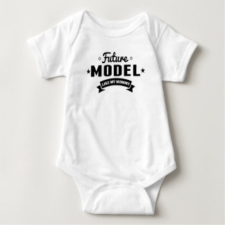 Body Le futur modèle aiment ma maman