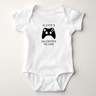 Body Le joueur 3 a présenté le bébé de jeu vidéo de jeu