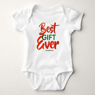 Body Le meilleur équipement de Noël de bébé de cadeau