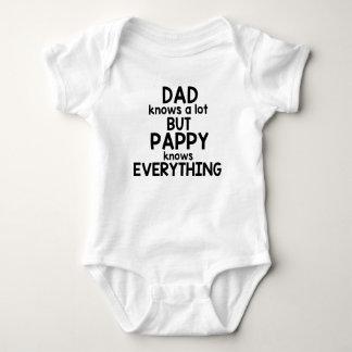 Body Le papa sait beaucoup mais gluant sait tout