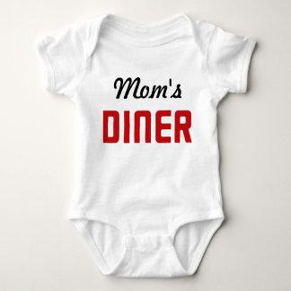 Body Le wagon-restaurant de la maman