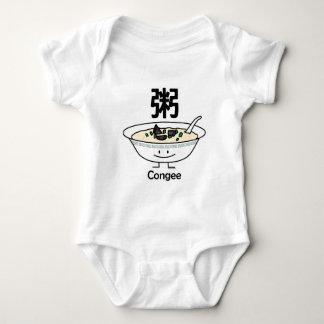 Body Les Chinois de bol de gruau de gruau de riz de