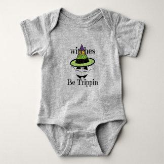 Body Les sorcières soient chemise drôle de Trippin
