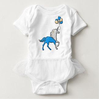 Body Licorne bleue
