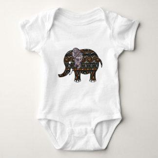 Body l'industrie graphique de batik d'éléphant