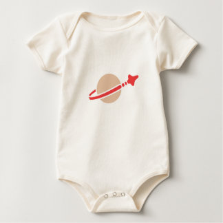 Body Logo classique de l'espace pour le bébé/nourrisson