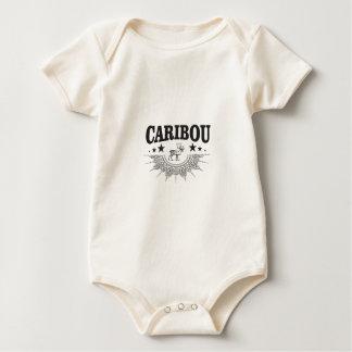 Body logo de tasse de caribou