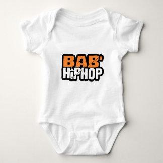 Body Logo un de hip hop de bébé