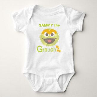 Body L'oscar   grognon de bébé ajoutent votre nom