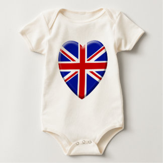 Body love drapeau Royaume-uni Angleterre