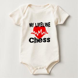 Body Ma ligne de vie échecs folâtre des conceptions