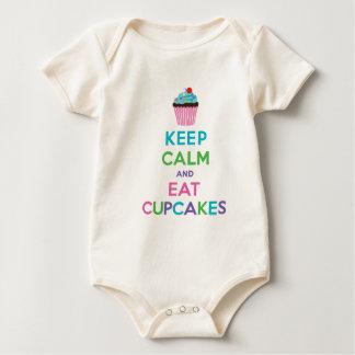 Body Maintenez calme et mangez le ll de petits gâteaux