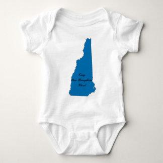 Body Maintenez le New Hampshire bleu ! Fierté