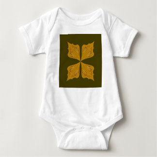Body Mandala d'or sur l'olive