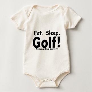 Body Mangez le golf de sommeil - rien d'autre importe