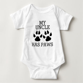 Body Mon oncle Has Paws