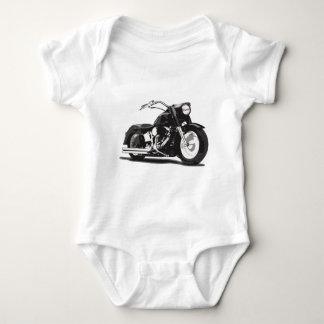Body Moto noire de Harley