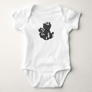 Body Mouffette personnalisable de bébé