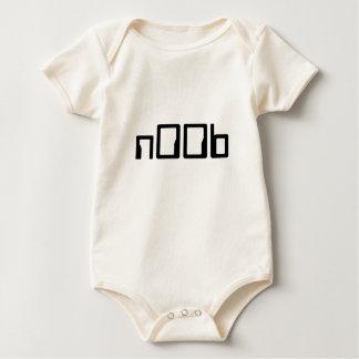 Body n00b Onsie organique