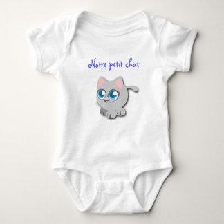 Body notre petit chat