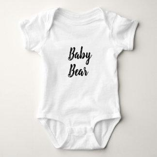 Body Nourrisson d'ours de bébé